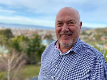 Steve Gray, ASRL Life Member