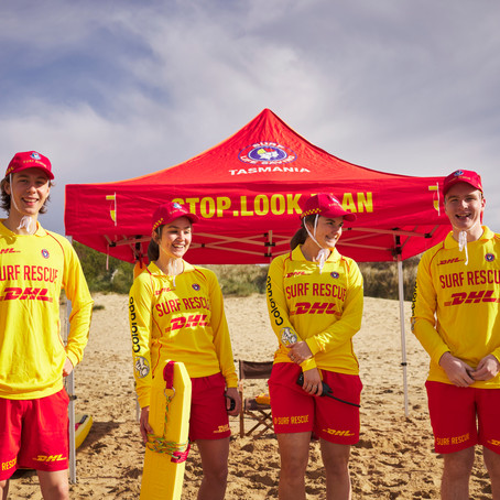 Become a Surf Life Saver!