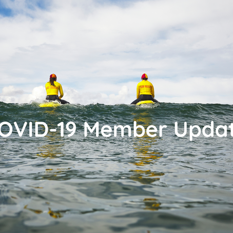 COVID-19 Update - All Member *Important*