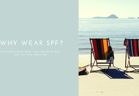 A LITTLE SPF A DAY KEEPS THE WRINKLES AT BAY!