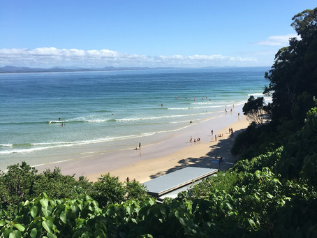 A long weekend in Byron Bay, NSW