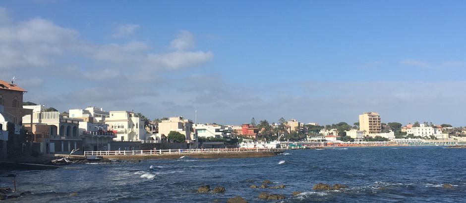 Santa Marinella - a short, seaside stay