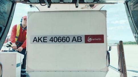 Air Berlin / Bewegung