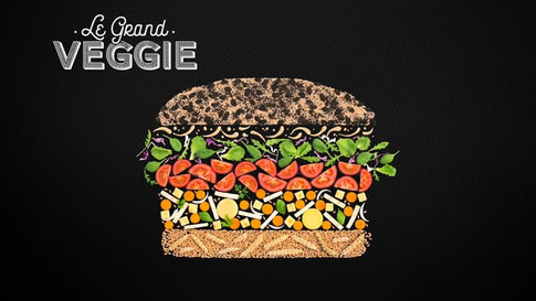 Mc Donald's Grand Veggie