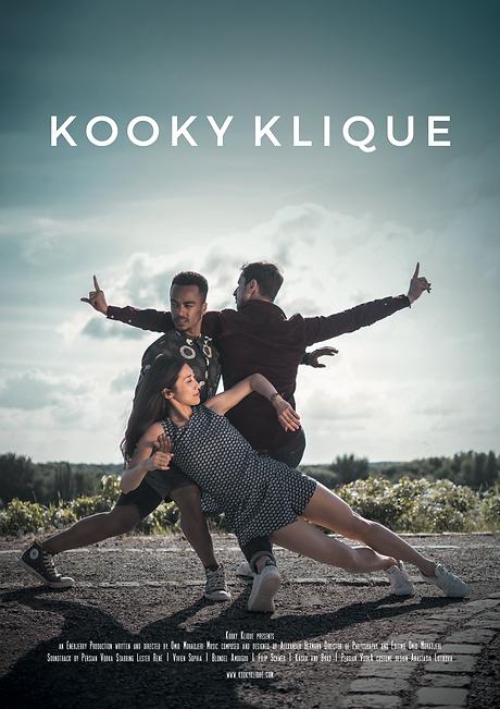 Kooky Klique Poster.png