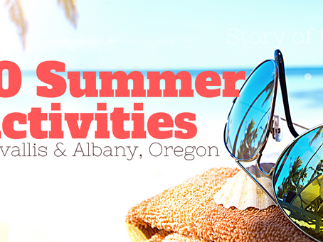 10 Healthy Activities To Do This Summer in Corvallis & Albany (2021)