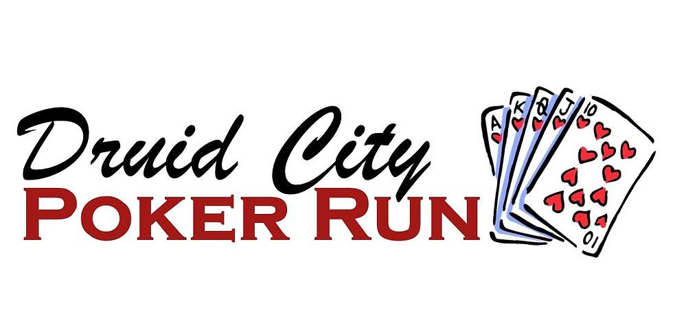Second Annual Druid City Poker Run