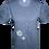 Thumbnail: Herren T-Shirt, Baumwolle/ Polyester