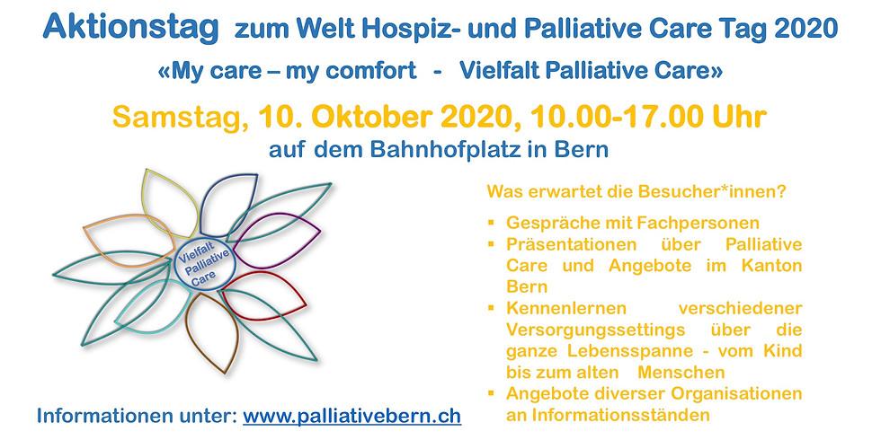 Welt Hospiz- und Palliative Care Tag