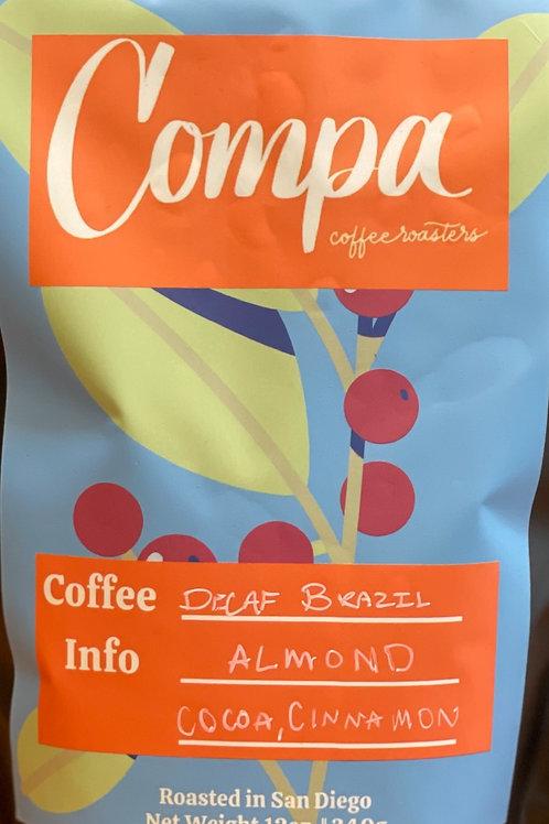 Brazil Café Condado Decaf