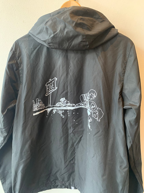 Edge of Normal Windbreaker