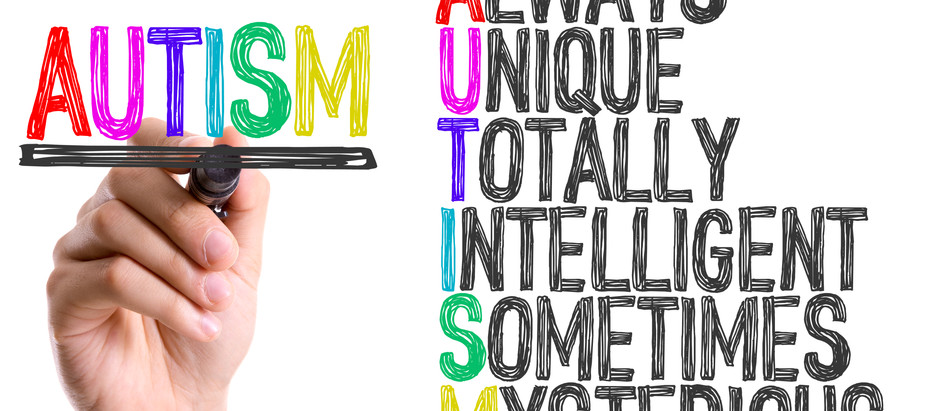 Autism and me