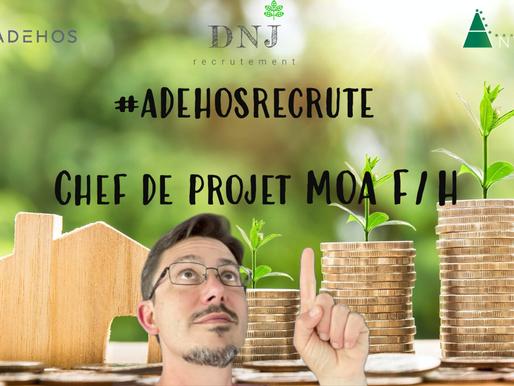 Chef de Projet MOA - épargne salariale F/H