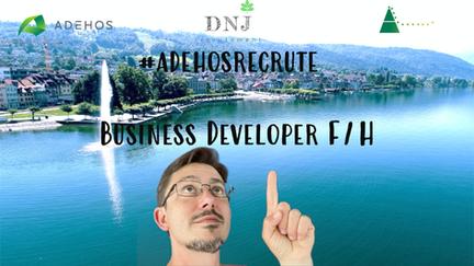 Business Developer F/H