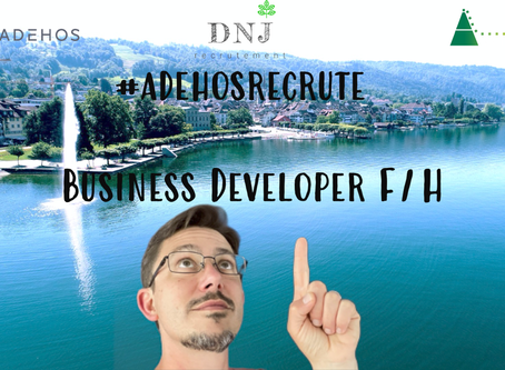 Business Developer F/H