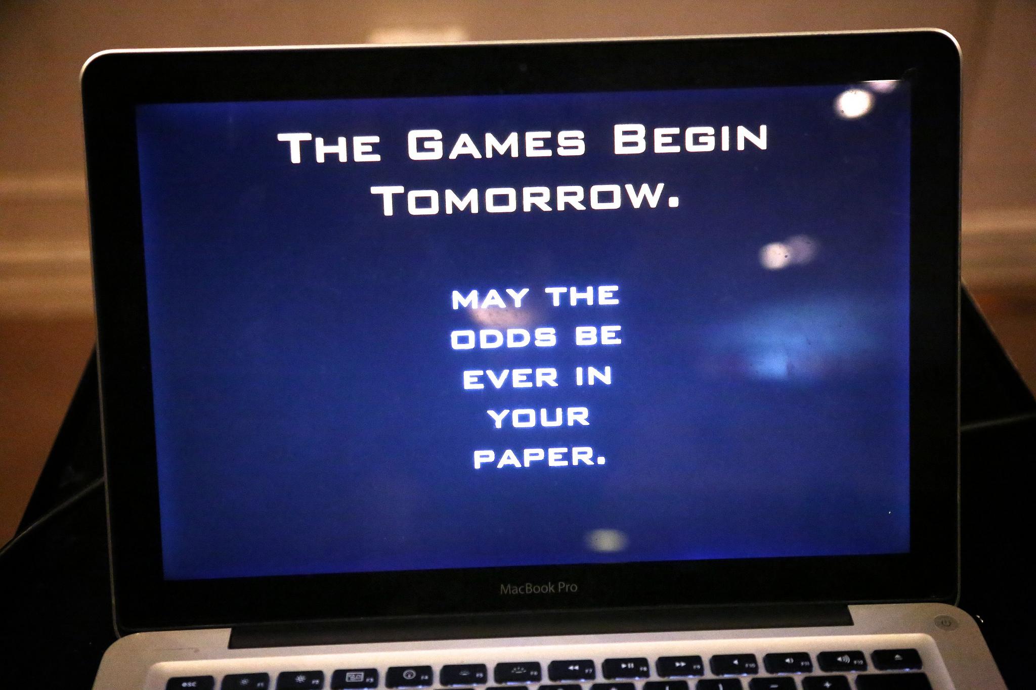 Writer Games2