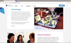 IOP website 2