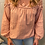 Thumbnail: Dusty Pink Top with Lace