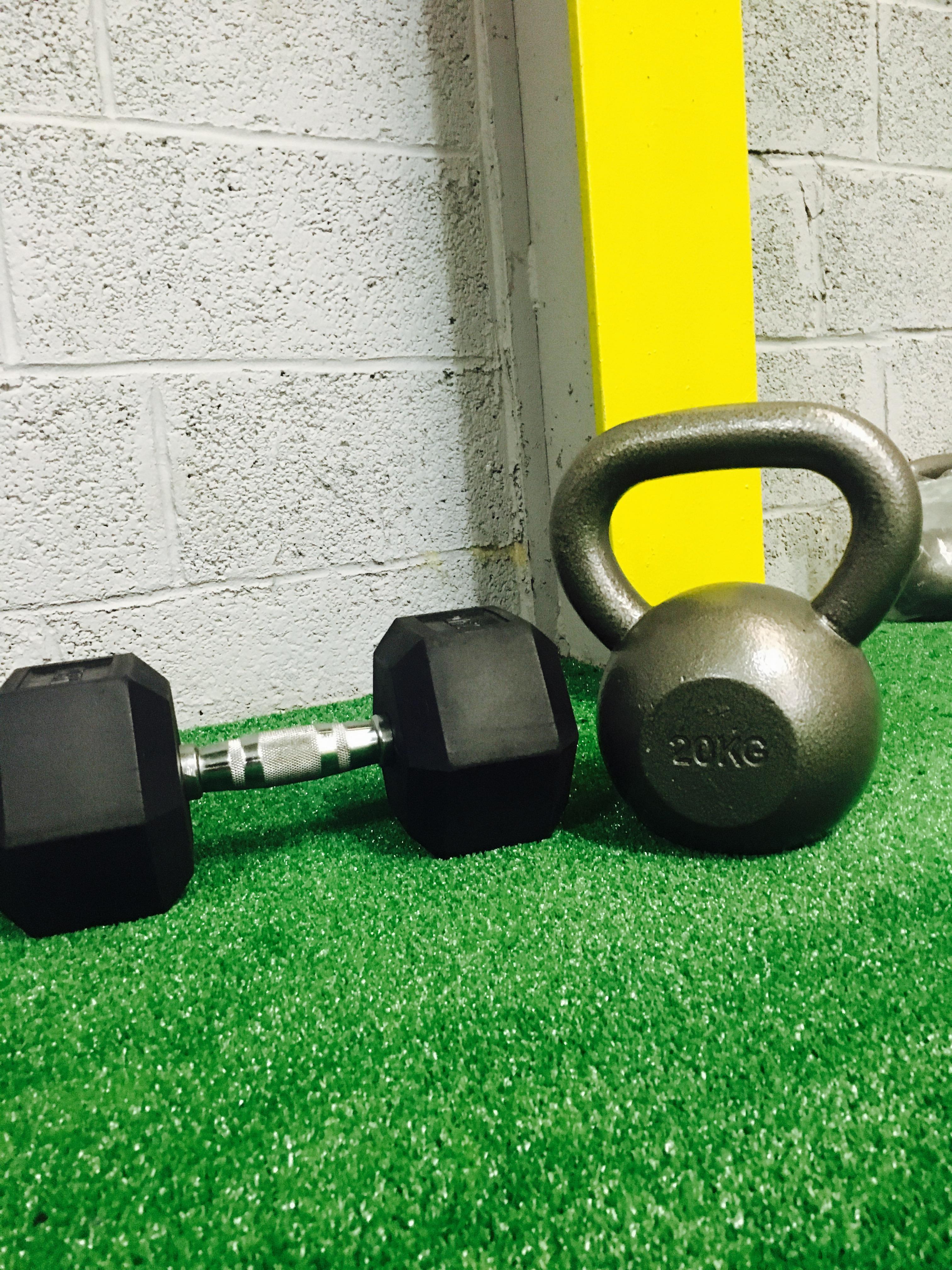DS Fitness Kettlebell Haltère