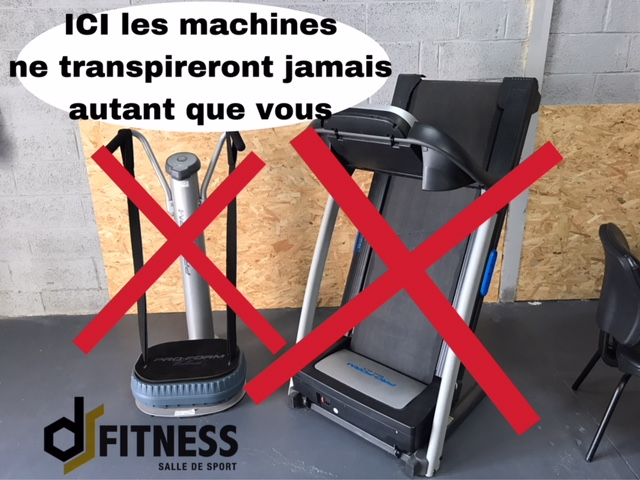 DS Fitness Zero Machine
