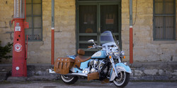 PLACA DISTINTIVA INDIAN MOTORCYCLE ®