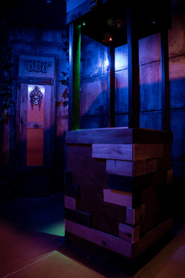 Curse Of The Mayan Temple Bust Out Escape Room