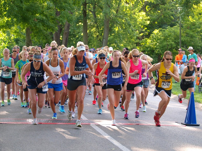 Women's Distance Festival 2020 is a GO!