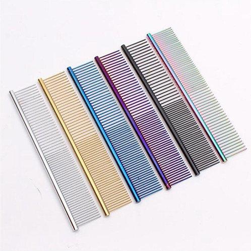Anti-Static Metal Comb