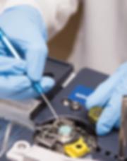 Услуги в областта на хроматографията