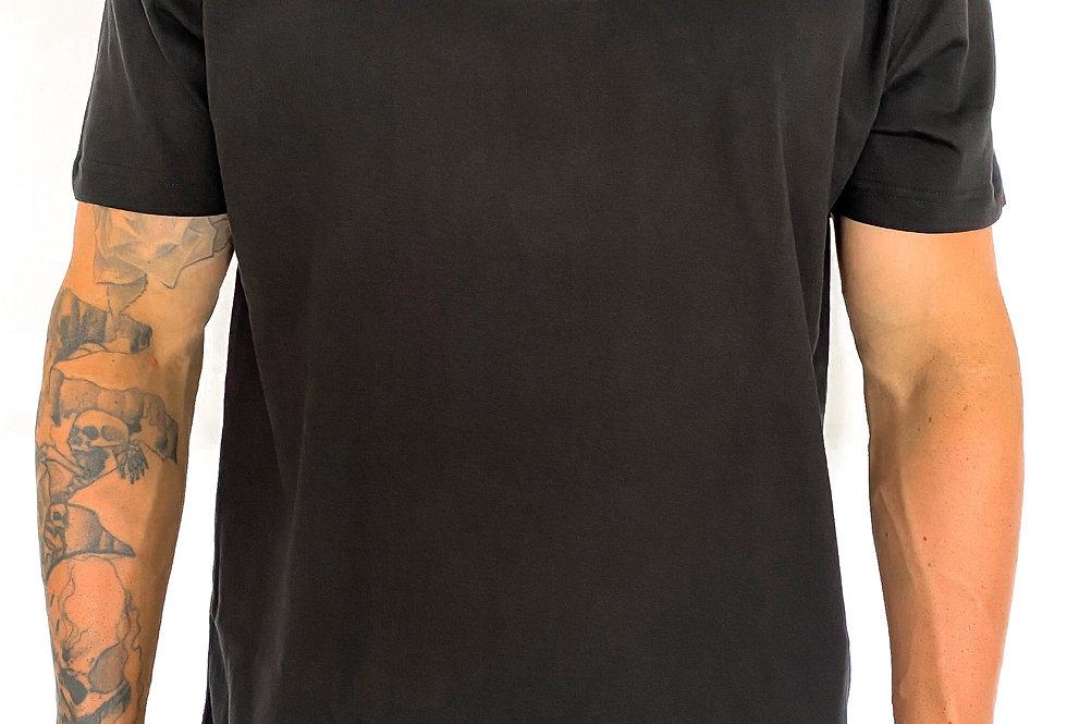 Unisex Modern Fit Tee (Black)