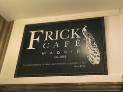 Cartel Frick Cafe