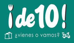 Logo de10 ok n 2
