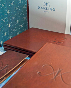 Detalle Cartas Narciso Brasserie