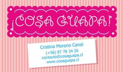 Tarjeta Cosa Guapa