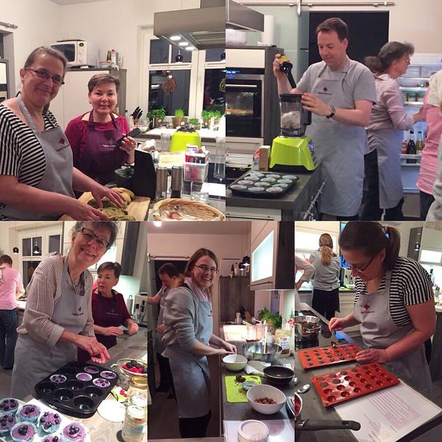 """Workshop """"Süsses & Desserts""""_Nov'19"""