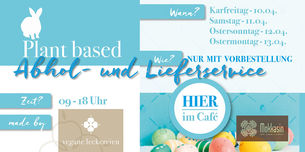 Plantbased OSTER Abhol-und Lieferservice