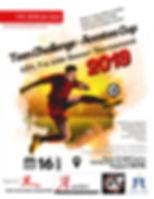 Copy of Soccer Futsal Tournament Flyer P