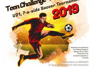 Teen Challenge-Acestes Cup