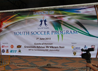 Youth Soccer Program Launched