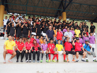 Successful completion of Soccer Fiesta 2016