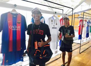 Sportif Youth and La Liga Singapore
