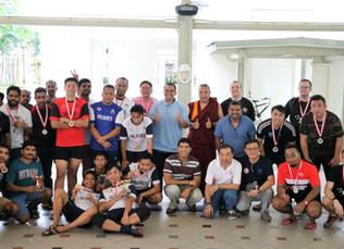Sportif Fiesta 2017 a community outreach event