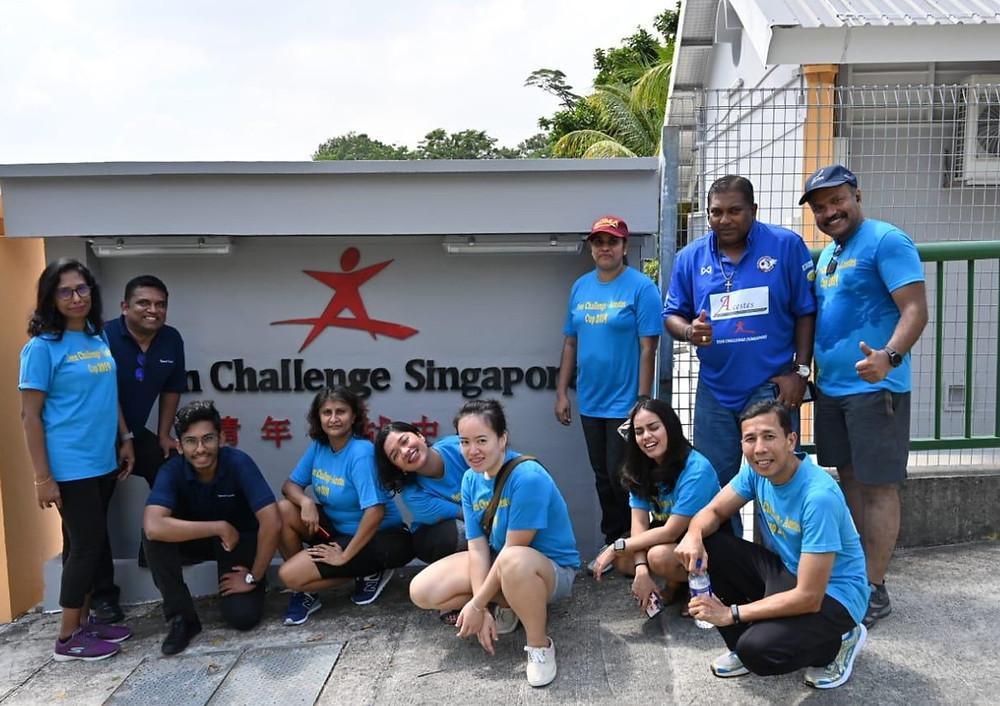 Sportif Youth Volunteers!