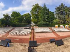 Un magnifique concert à Aix les Bains le 12 août dernier pour Tana & The Pocket Philharmonic