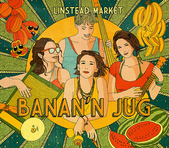 Banan'n Jug - Avec Nelly Productions