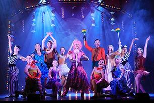 The Nutcracker, New Theatre Royal.  Sugar Plum Fairy & Company