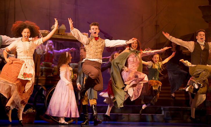 Life in Living Colour - Beauty & The Beast, New Theatre Royal