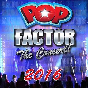 Pop Factor, The Concert