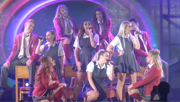 Salute to Little Mix, Bourne Leisure