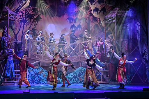 Peter Pan, New Theatre Royal